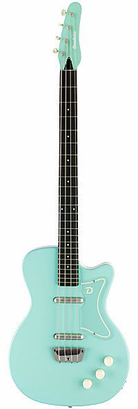 Danelectro Electric BASS 56SC AQUA【smtb-ms】【zn】