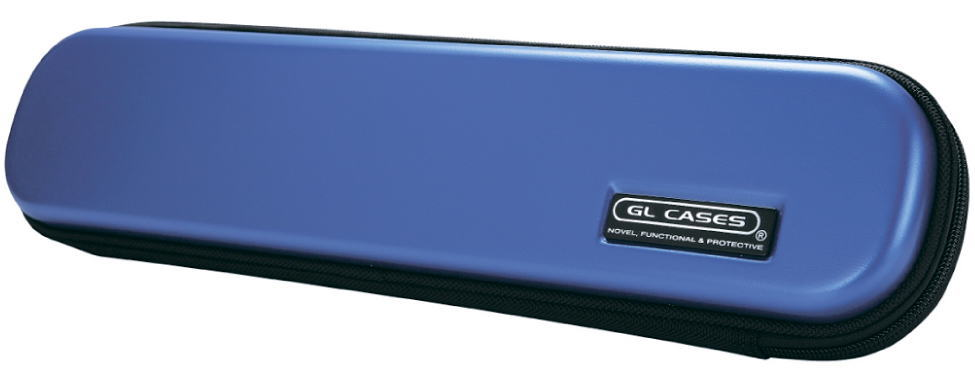 GL CASES GLE-FL 47 ABS / BLUE ABS フルート用ケース【zn】