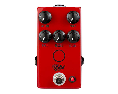 JHS Pedals Angry Charlie V3 ディストーションペダル【smtb-ms】【zn】