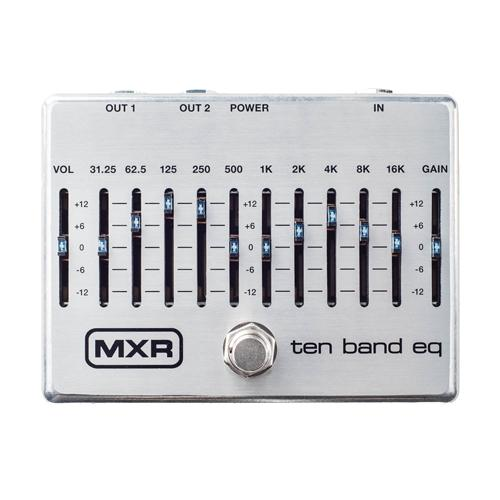 MXR M-108S ギター用エフェクター 10 Band Graphic EQ【smtb-ms】【zn】