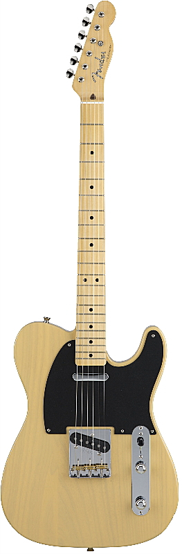 FENDER MADE IN JAPAN HYBRID 50S TELECASTER フェンダー エレキギター・テレキャスター Off White Blonde【smtb-ms】【zn】