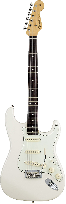 FENDER MADE IN JAPAN HYBRID 60S STRATOCASTER フェンダー エレキギター・ストラトキャスター Vintage White【smtb-ms】【zn】