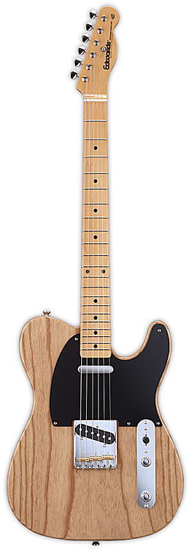 EDWARDS エドワーズ エレキギター E-TE-98 ASM Vintage Natural【smtb-ms】【zn】