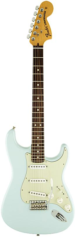 FENDER エレキギター American SPECIAL STRATOCASTER Rosewood Fingerboard, Sonic Blue【smtb-ms】【zn】