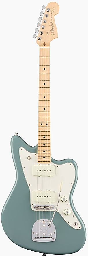 FENDER エレキギター AMERICAN PROFESSIONAL JAZZMASTER Maple Fingerboard, Sonic Gray【smtb-ms】【zn】