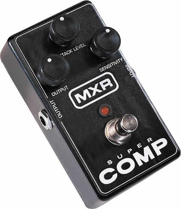 MXR M-132 ギター用エフェクター 10 SUPER COMP【smtb-ms】【zn】