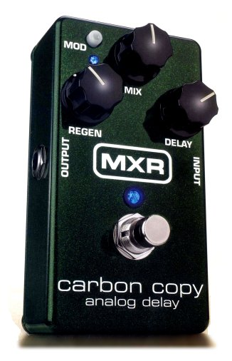 MXR M-169 ギター用エフェクター Carbon Copy Analog Delay 【zn】