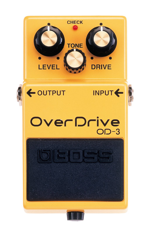 BOSS ボス コンパクト エフェクター OverDrive OD-3【smtb-ms】【zn】