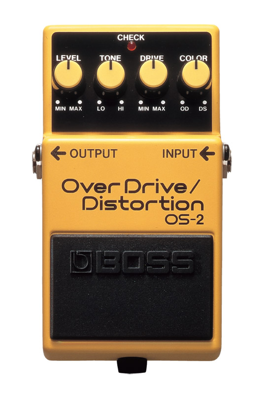 BOSS ボス コンパクト エフェクター OverDrive/Distortion OS-2【smtb-ms】【zn】