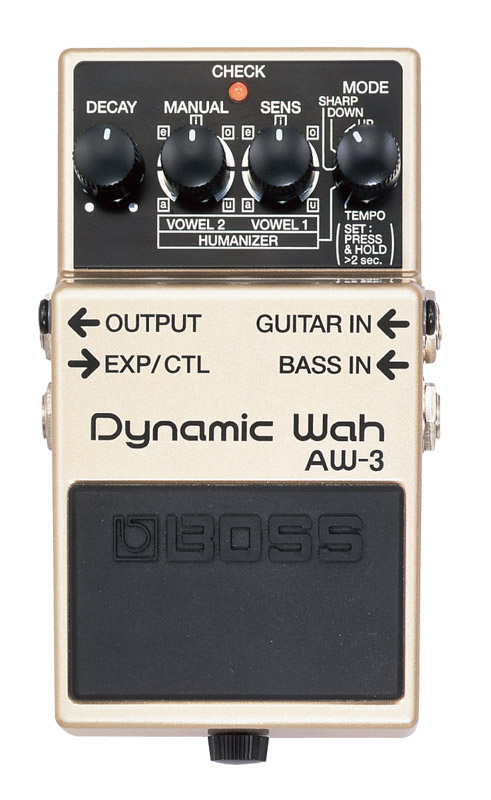 BOSS ボス コンパクト エフェクター Dynamic Wah AW-3【smtb-ms】【zn】