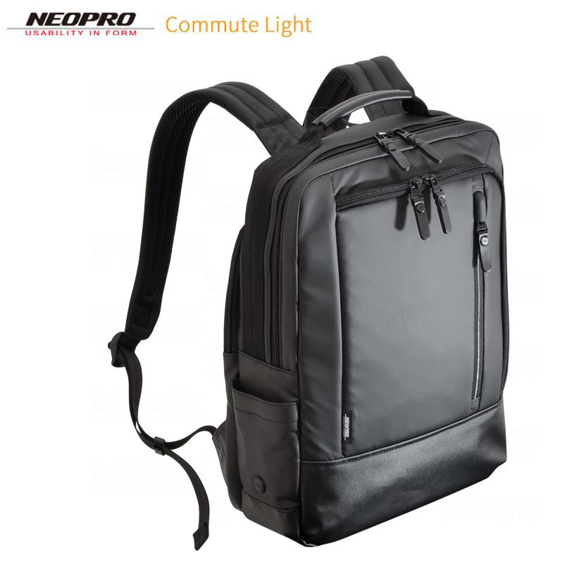 ビジネスバッグ NEOPRO ネオプロ No:2-762 縦型 2Way ビズリュック 耐久 防滴 防汚 メンズ レディース A4 ノートPC 対応 リュック 軽量 通勤 通学 就活 エンドー鞄