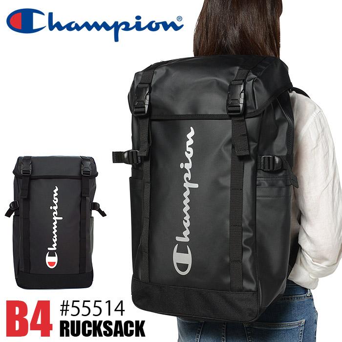 チャンピオン Champion リュック カブセ型 メンズ レディース 25L 大容量 通学 スクールバッグ 1-55514