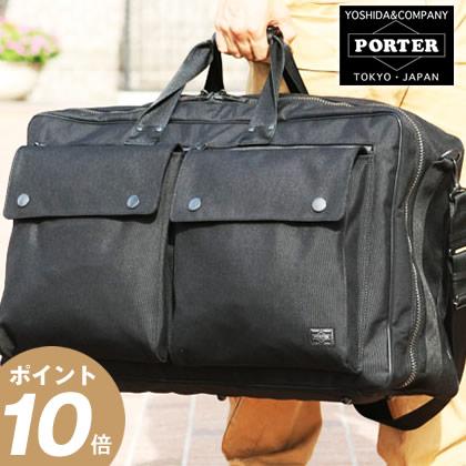 ポーター 吉田カバン porter トラベル ボストンバッグ L ブラック ポーターANGLE アングル ポーター 512-09417 WS
