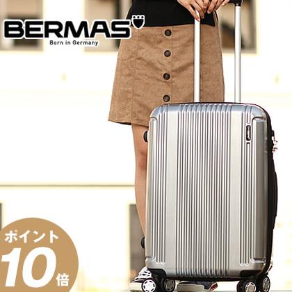 バーマス キャリーケース BERMAS 49L スーツケース プレステージ2 49L 軽量 キャリーバッグ 軽量 Mサイズ BS 60253 BS, やまちゃんふぁーむ:7773475b --- sunward.msk.ru