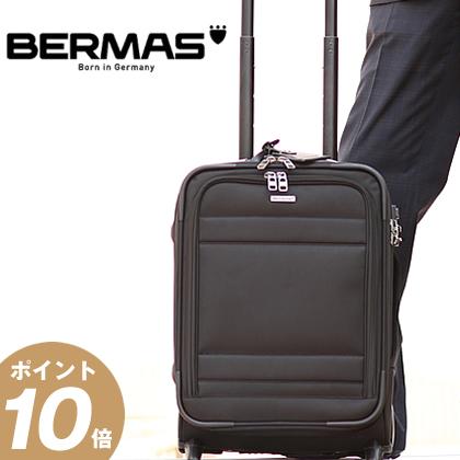 バーマス ファンクション ギア プラス BERMAS キャリーケース 25L ビジネス キャリーバッグ 機内持ち込み Sサイズ 60422 BS