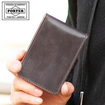 吉田カバン ポーター porter 定期入れ パスケース カードケース カジノ CASINO ポーター ICカード 214-04622 WS