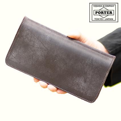 ポーター 吉田カバン porter 長財布 カジノ CASINO ポーター 牛革 財布 214-04642 WS