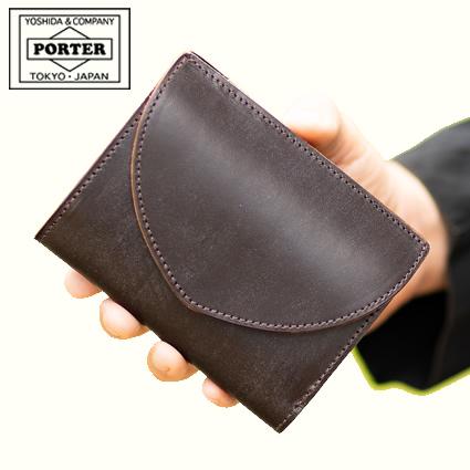 吉田カバン ポーター porter 2つ折 財布 カジノ CASINO ポーター 214-04643 WS