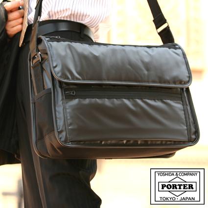 生産終了モデル ポーター 吉田カバン porter ショルダーバッグ L デバイス ポーター DEVICE 645-07947 WS