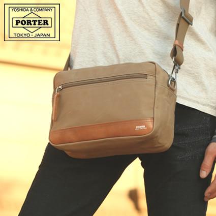 ポーター 吉田カバン porter ショルダーバッグ M フィールド ポーター 706-04023 WS