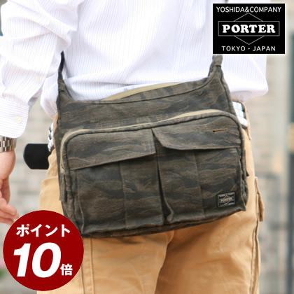ポーター 吉田カバン porter ショルダーバッグ GREENEYE グリーンアイ ポーター 558-07707 WS