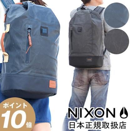 2/25(月)12:00までスマホリング&ノベルティのWプレゼント! ニクソン リュック NIXON バックパック 日本正規取扱店 Origami Backpack オリガミ メンズ レディース リュックサック NC2184 WS