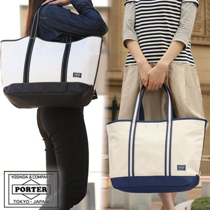 ポーターガール PORTER GIRL トートバッグ L ボーイフレンド 吉田カバン ポーター トートm s l 739-08513 WS