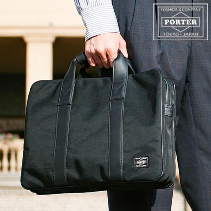 ポーター 吉田カバン porter ビジネスバッグ ターク ブリーフケース S TAG ポーター バッグ 黒色125-04486 WS