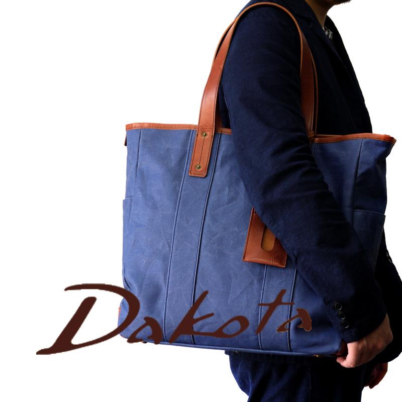 ダコタ ブラックレーベル チョーク Dakota トートバッグ メンズ 1620571