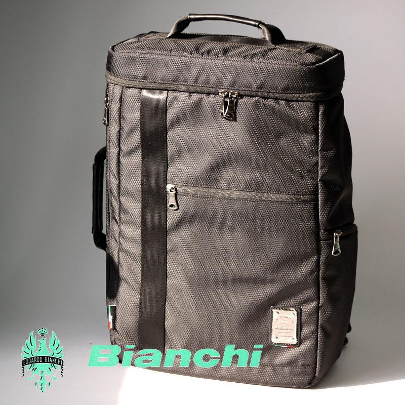 ビアンキ Bianchi リュック メンズ レディース ブラック LBBY04 通勤 通学