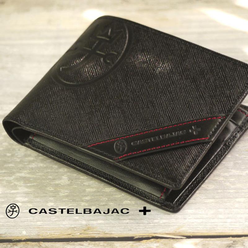 カステルバジャック 財布 ドロワット 071608 CASTELBAJAC 折財布 メンズ
