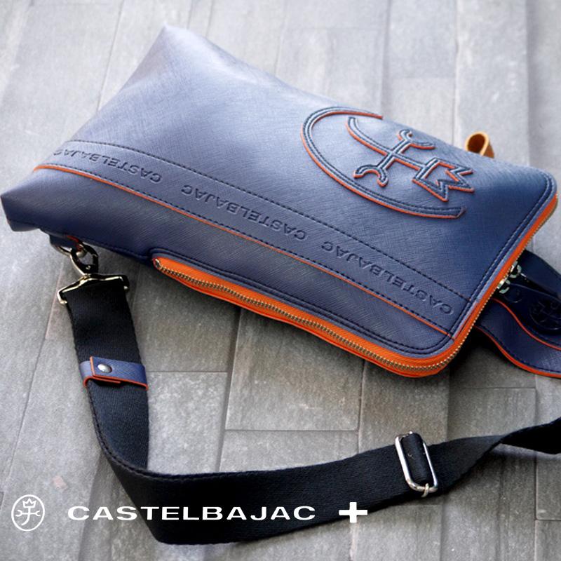 カステルバジャック バッグ フェルタ 086931 CASTELBAJAC ボディバッグ メンズ ショルダーバッグ