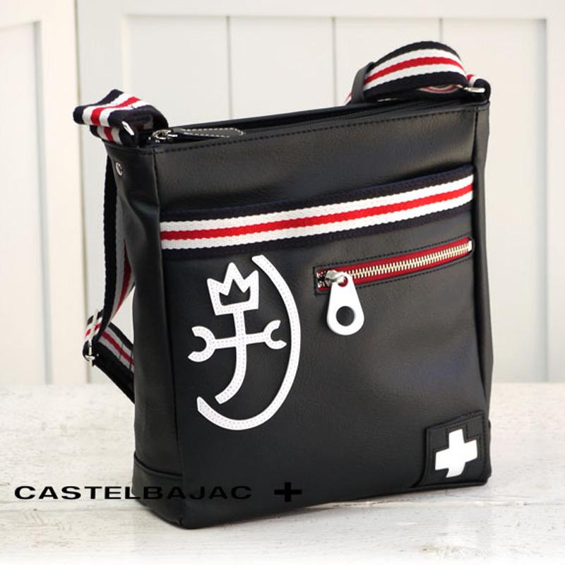カステルバジャック バッグ パンセ 059114 CASTELBAJAC ボディバッグ ショルダーバッグ メンズ