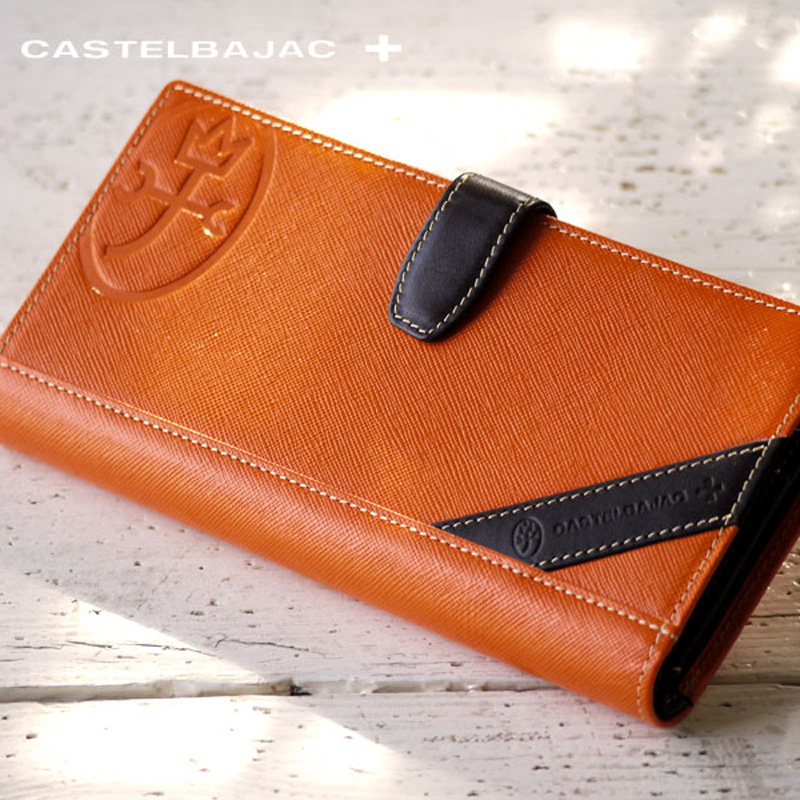 カステルバジャック 財布 ドロワット 071612 CASTELBAJAC 長財布 メンズ