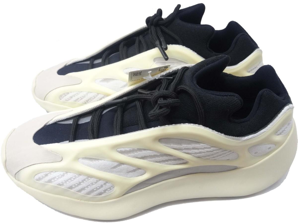 26.5cm/日本未発売【未使用】adidas YEEZY BOOST 700 V3 AZAEL/アザエル ホワイト イージーブースト FW4980 US8.5【中古】【新古】【新品同様】