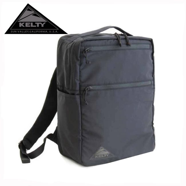 ケルティ 2592215-アーバン スクエアーデイパック ブラック【KELTY】バックパック ビジネスバッグ ビジネスリュック リュックサック