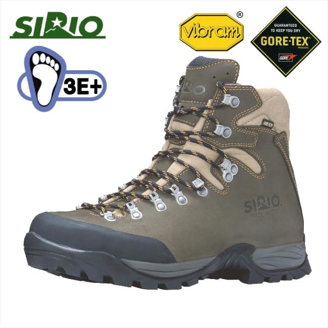 登山靴 ゴアテックス メンズ 幅広 防水【SIRIO】シリオ PF630 トレッキングシューズ