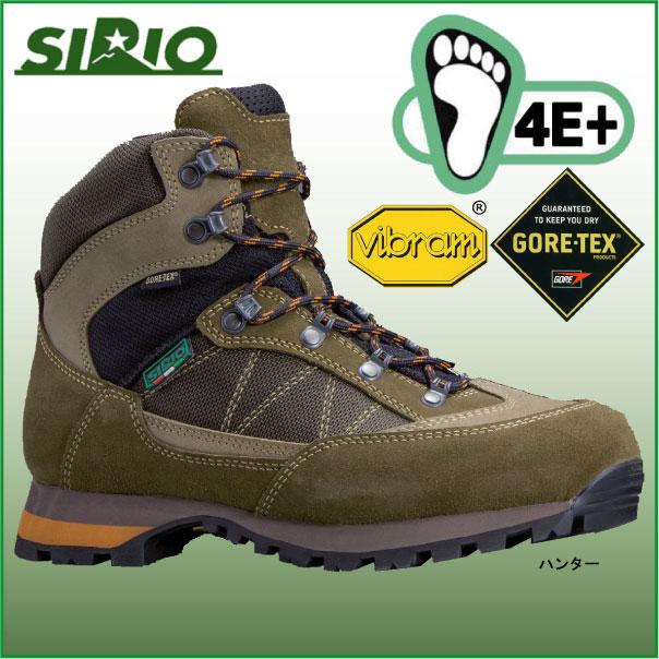 登山靴 ゴアテックス メンズ 幅広 防水【SIRIO】シリオ PF440 ライトトレック トレッキング シューズ