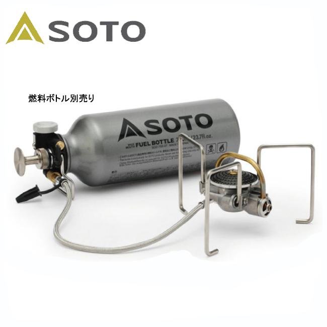 ソト SOD371-MUKAストーブ【SOTO】キャンプ用品 ガソリンコンロ バーナー ストーブ
