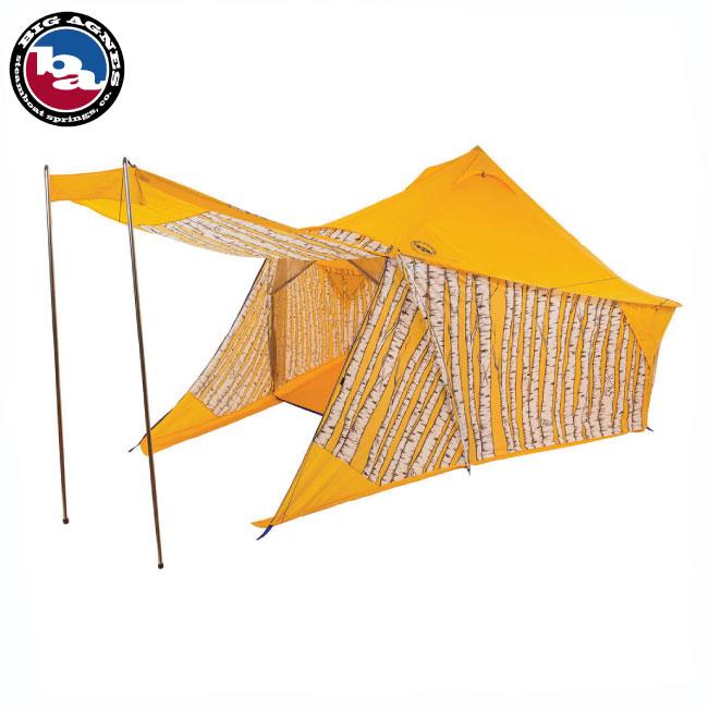 ビッグアグネス TMINT17-ミントサルーン(8人用)【BIGAGNES】テント シェルターテント オートキャンプテント キャンプテント ポイント