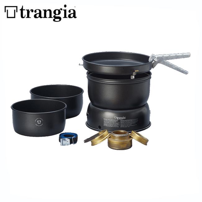 トランギア TR35-5UL-ストームクッカーL ブラックバージョン【TRANGIA】クッカー キャンプ鍋セット コッヘル