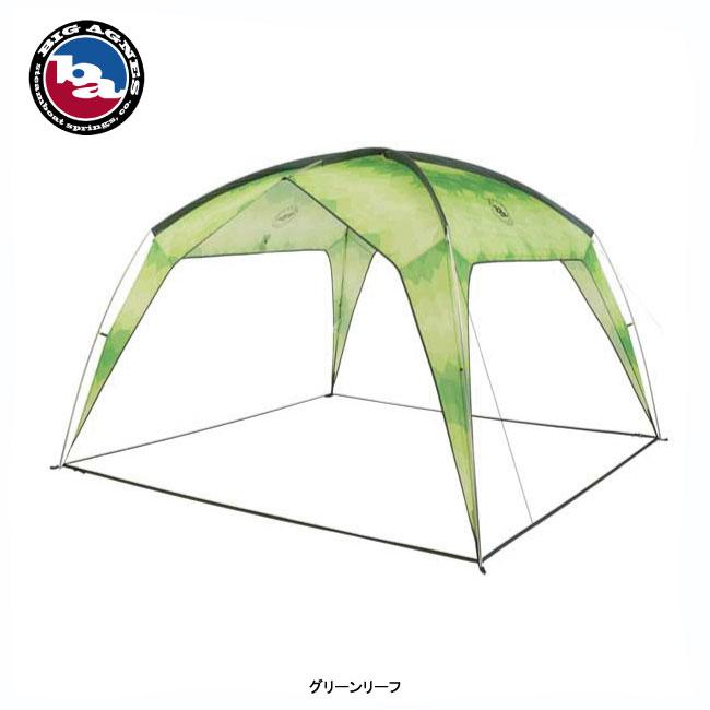 ビッグアグネス TTFGL18-スリーフォークスシェルター(プリント)【BIGAGNES】オートキャンプテント グループテント シェルターテント キャンプテント