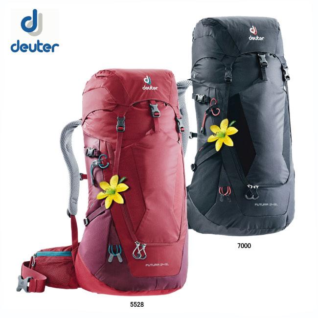 ドイター D3400218-フューチュラ24SL【DEUTER】 バックパック 登山 リュック リュックサック 登山ザック