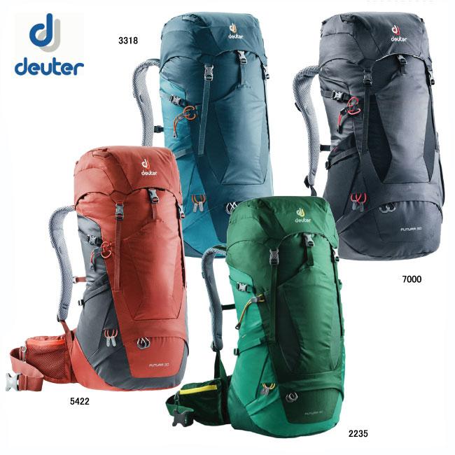 ドイター D3400718-フューチュラ30【DEUTER】 バックパック 登山 リュック リュックサック 登山ザック