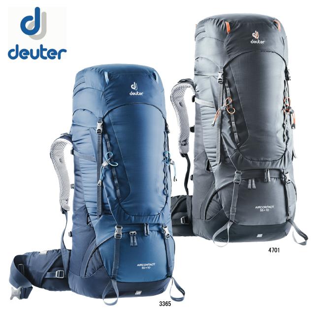 ドイター D3320319-エアーコンタクト55+10【DEUTER】バックパック 登山リュック リュックサック 登山ザック