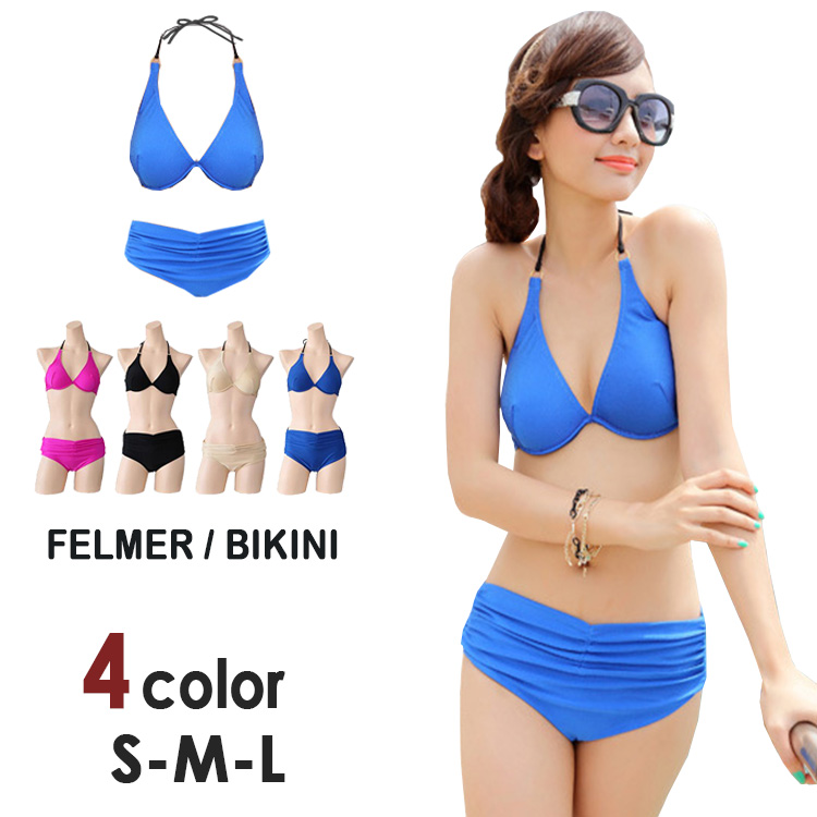 22870063f05 All child sexy pretty chubby swimsuit four colors of the swimwear bra  underwear triangle bikini Shin ...