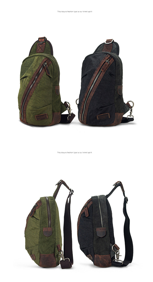 ... Is a men s travel casual brand outdoor fashion canvas men bag for the  bag back shoulder ... fe637bfb0619a
