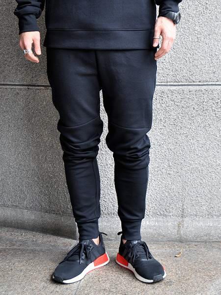 シティラブ city LAB パンツ ロングパンツ ジョガーパンツ スウェット ブラック 黒 メンズ JOGGER PANTS -BLACK-