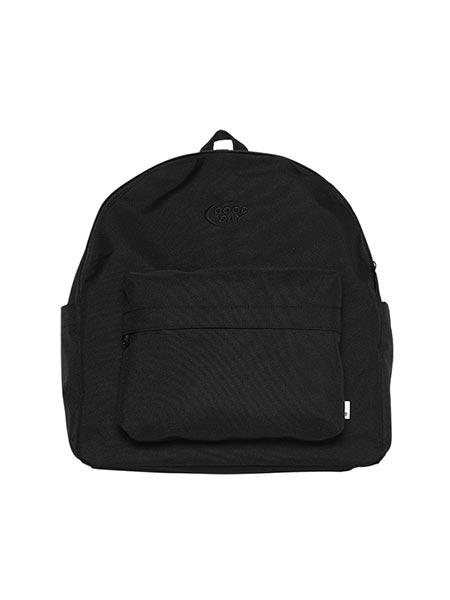 1万円以上で送料無料 ナイロンリュック ブラック 黒 ポーチ付き 商品 バッグ シンプル グッデイ -BLACK- GOOD DELIVERY BAG 価格交渉OK送料無料 GDY DAY