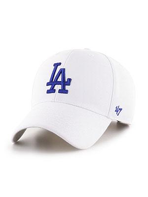 1万円以上で送料無料 帽子 海外輸入 キャップ ハット ヘッドウェア MLB ●スーパーSALE● セール期間限定 メンズ レディース MVP '47 フォーティセブン ホワイト 47 ユニセックス -WHITE- DODGERS